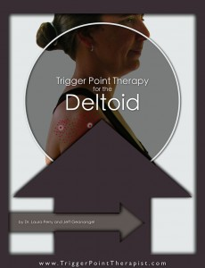 Trigger Point Therapy for Deltoid Video