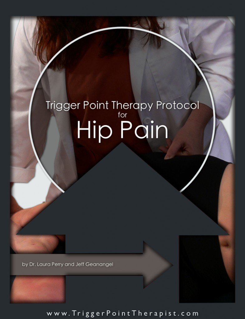 Trigger Point Therapy for Hip Pain Video + PDF Book