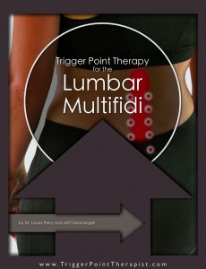 Trigger Point Therapy for Lumbar Multifidi Video