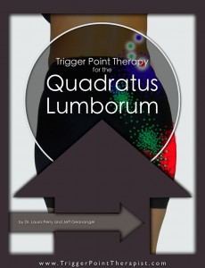 Trigger Point Therapy for Quadratus Lumborum Video