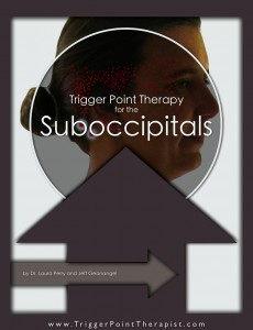 Trigger Point Therapy for the Suboccipital Muscles Video