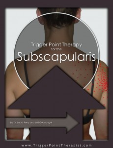 Trigger Point Therapy for Subscapularis Video