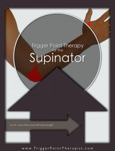 Trigger Point Therapy for Supinator Video