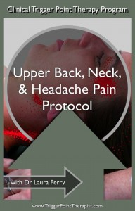 """Trigger Point DVD / Video Download: The Neck Pain & Headaches Protocol"" image"