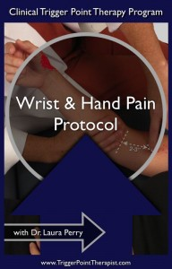 """Trigger Point DVD / Video Download: The Wrist & Hand Pain Protocol"" image"
