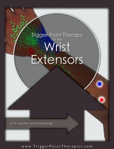 Trigger Point Therapy for Wrist Extensors Video