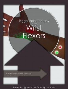 Trigger Point Therapy for Wrist Flexors Video