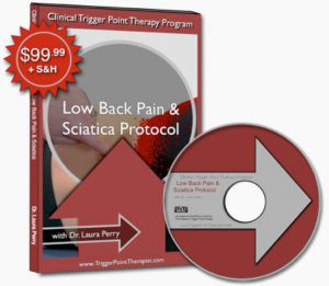 Image for Trigger Point Therapy for Low Back Pain and Sciatica DVD