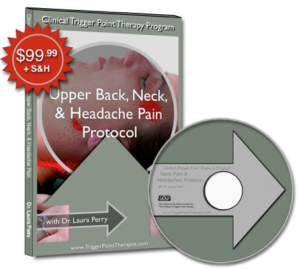 Image for Trigger Point Therapy for Neck Pain & Headaches DVD