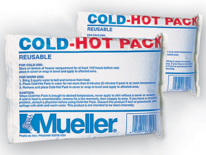 Hot and Cold Packs For The Treatment of Trigger Points