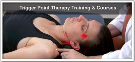"""trigger point courses"" icon image"