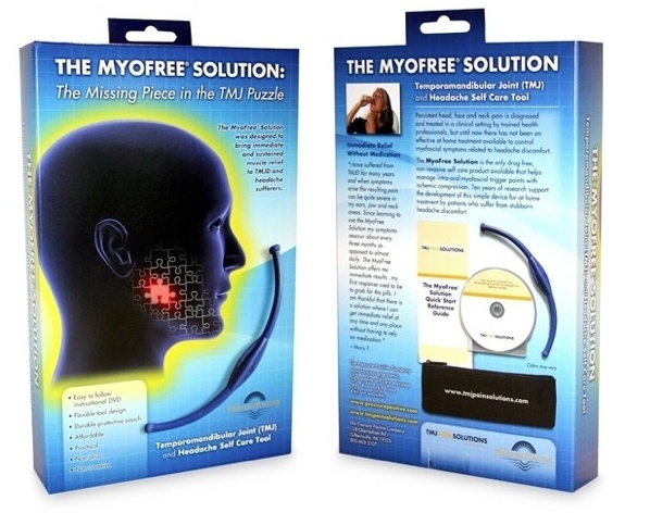TMJ Trigger Points and The MyoFree® Solution