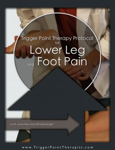 Trigger Point Therapy for Lower Leg & Foot Pain Video