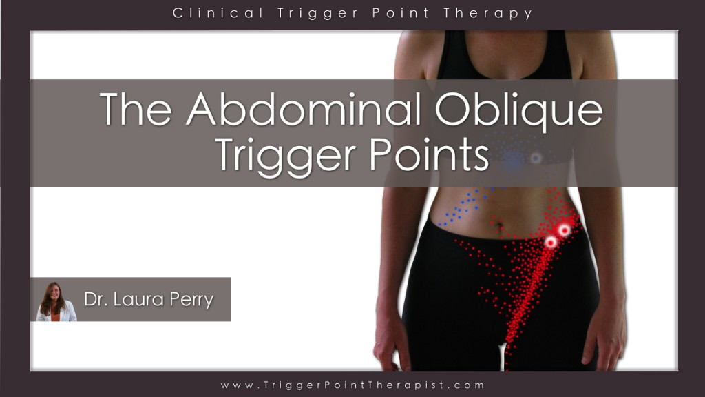 Abdominal Trigger Points Video