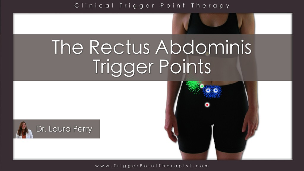 Rectus Abdominis Trigger Point Video
