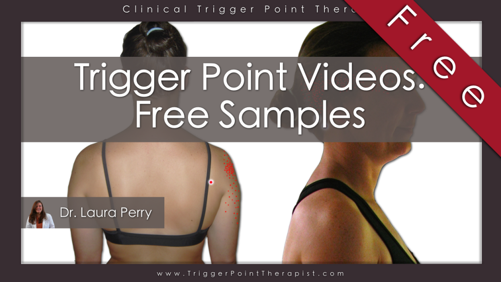 Free Trigger Point Therapy Videos