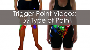 Trigger Point Videos by Type of Pain